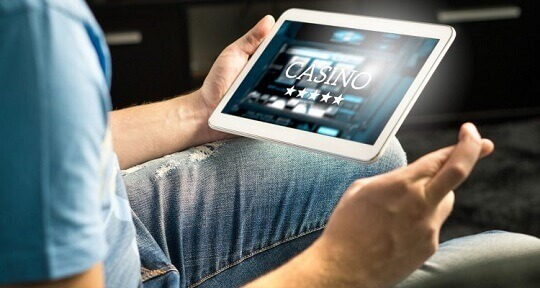 Juega juegos de casino online en tu iPad